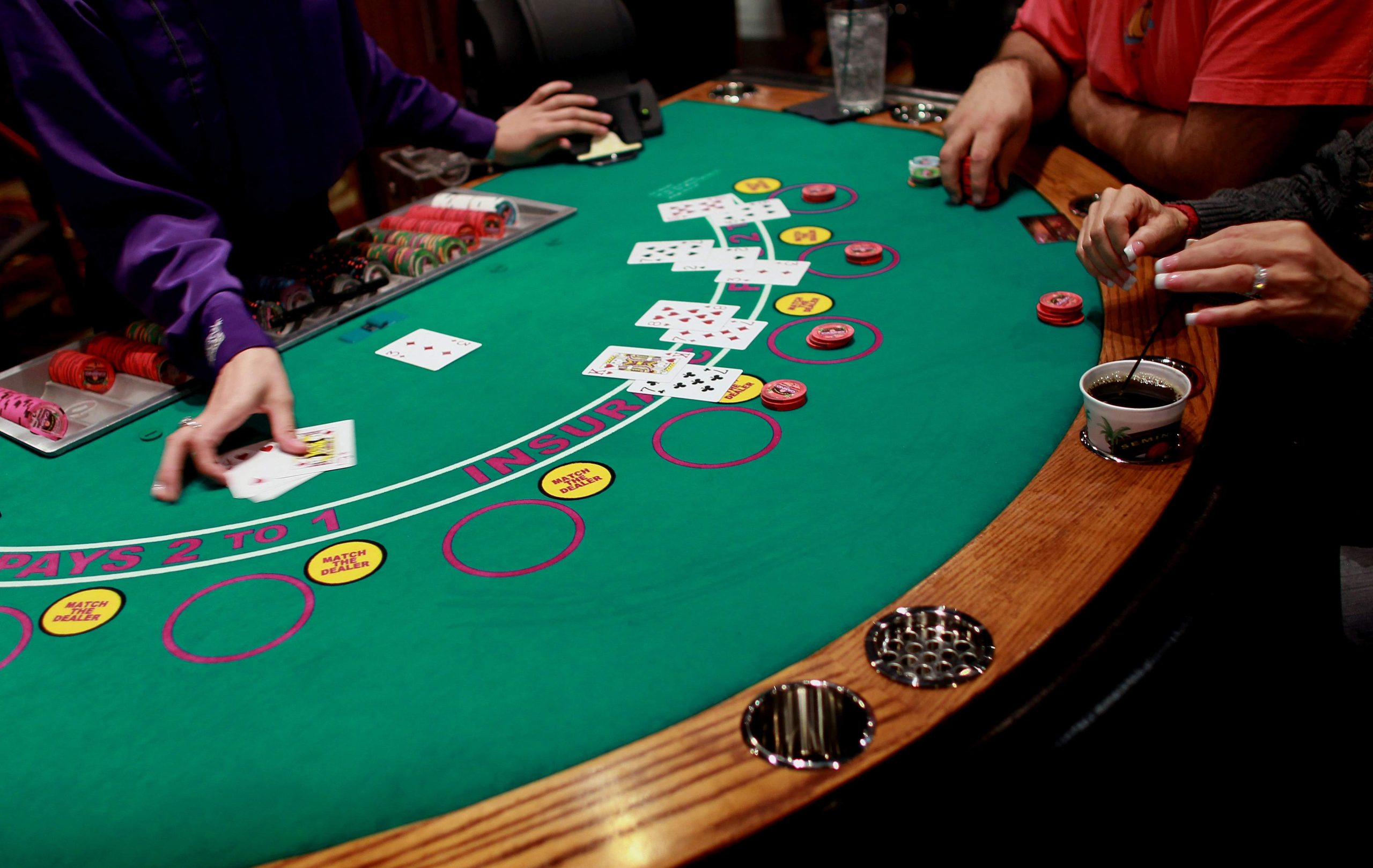 European blackjack casinos 58485