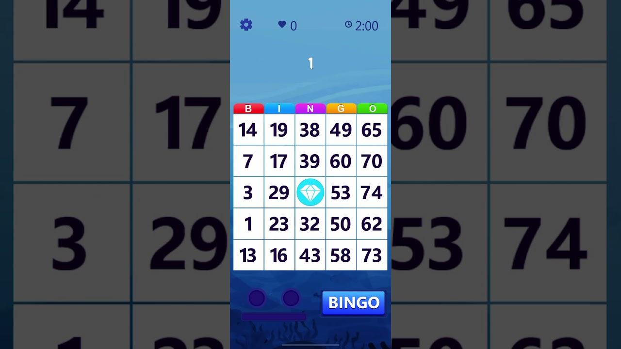 Bingo eletronico 61797