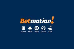 Betmotion bonus online 61471