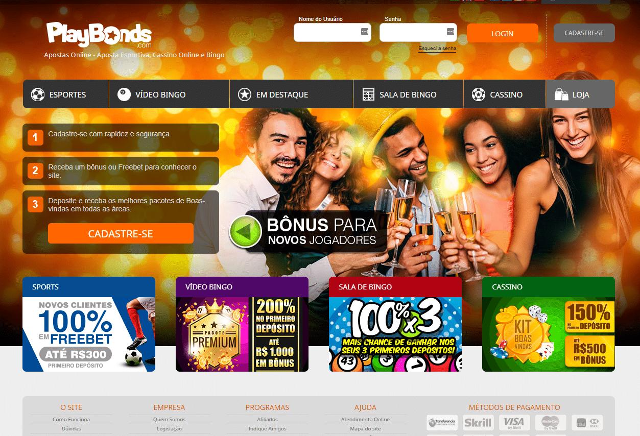 Promo code playbonds 46499