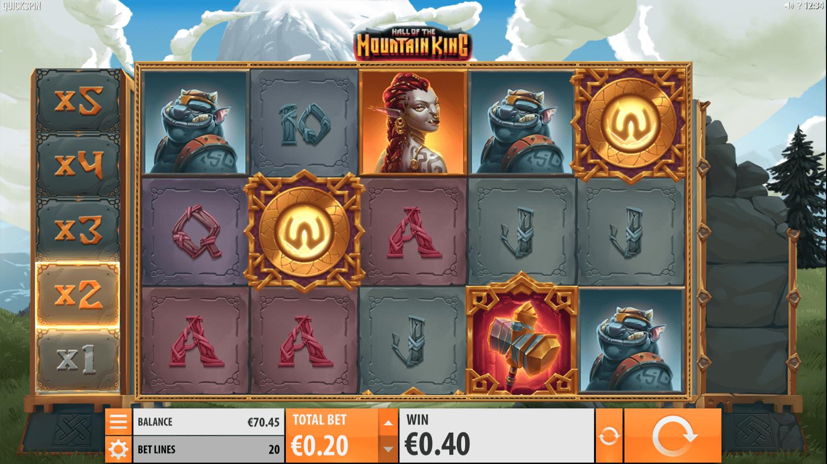 Casinos quickspin Brasil evolution 66430