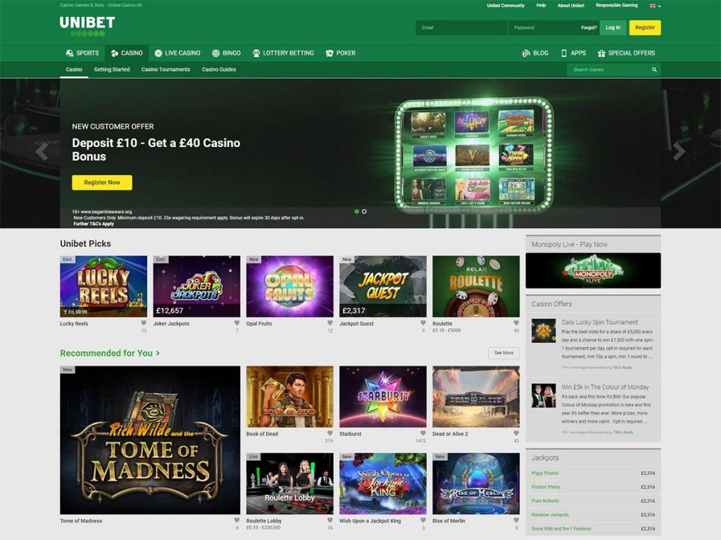 National casino gaming 33356