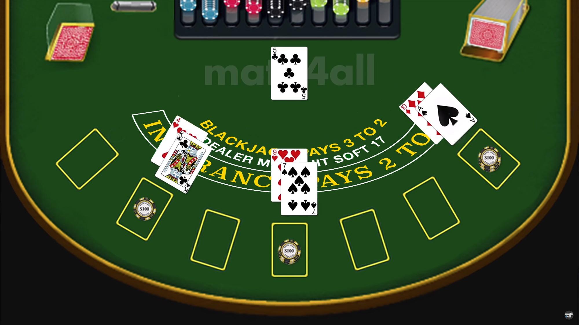 European blackjack melhor casino 47925