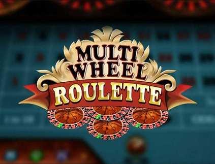 Multiwheel roulette american 44463