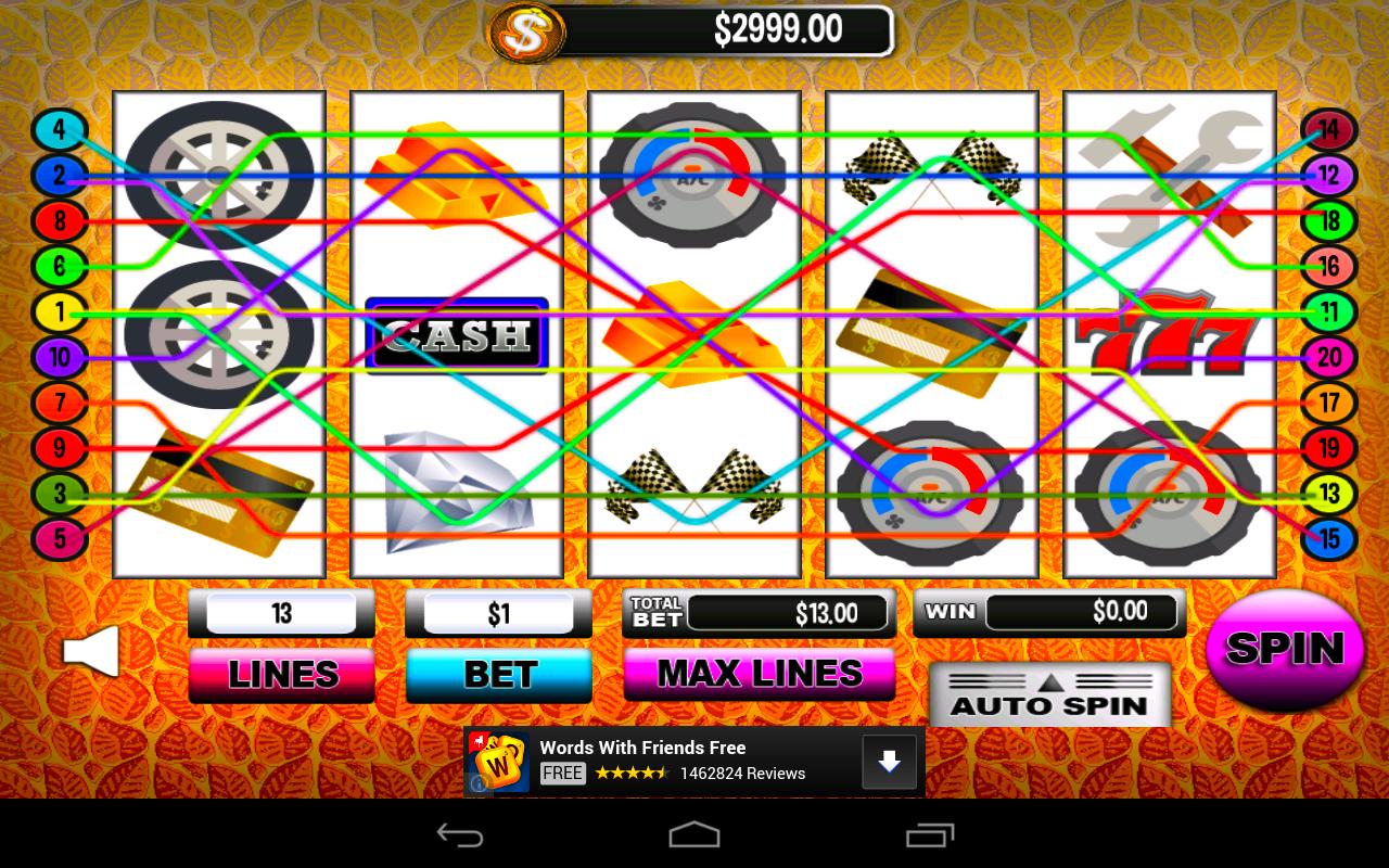 Vegas casino video bingo 59186