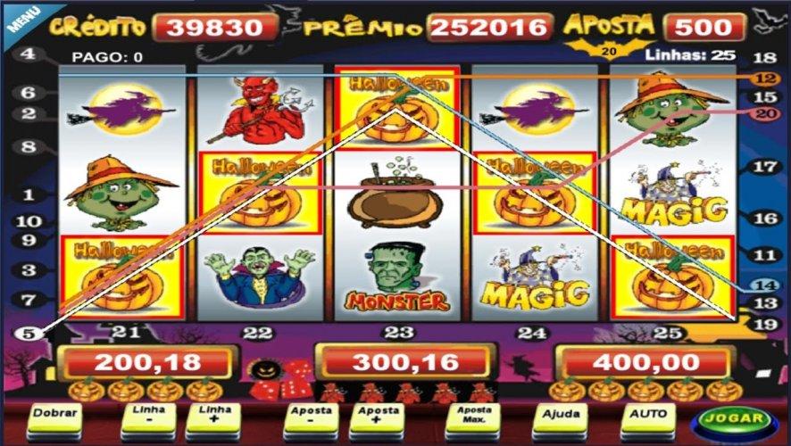 Slot caça 52070