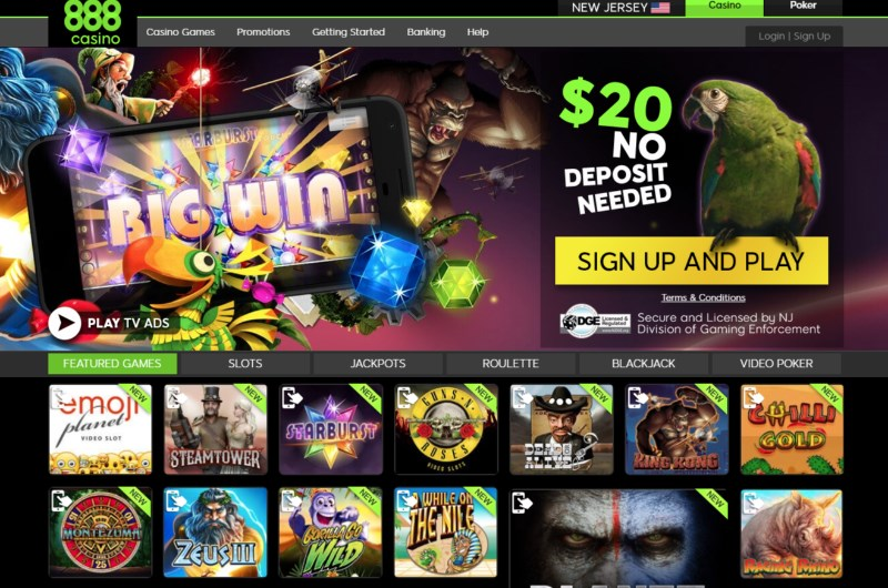 Casino 888 online 43876