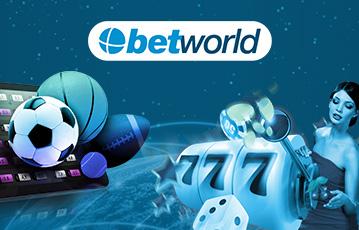 Betworld apostas spin 54098