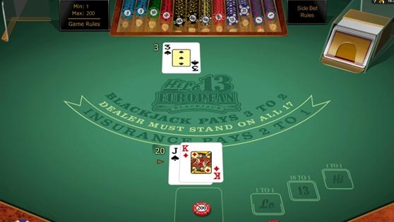 Blackjack americano casinos xplosive 37181