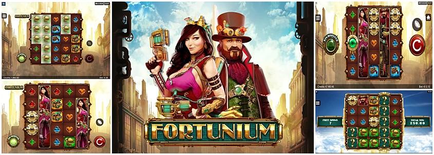 Slots online fortunium caça 36991