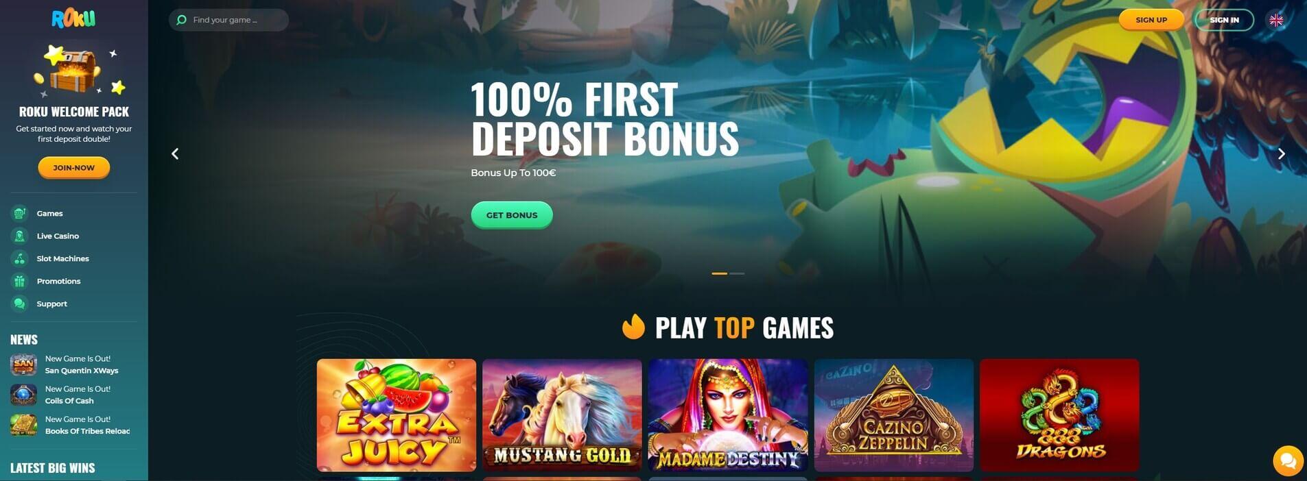 Reembolso push casino 60820