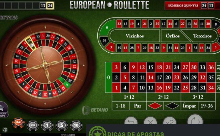 Espanhois roleta 37056