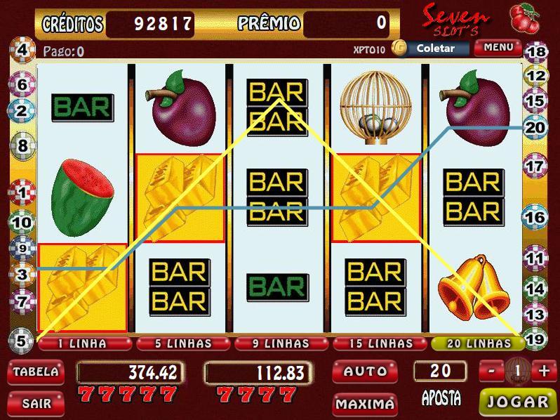 Jogos caça-níquel slot machine 48136