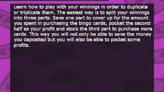 Jokerball vídeo bingo 51652