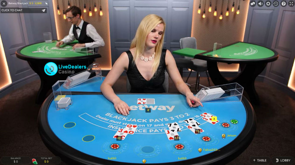 Betway casino live gaming 48159