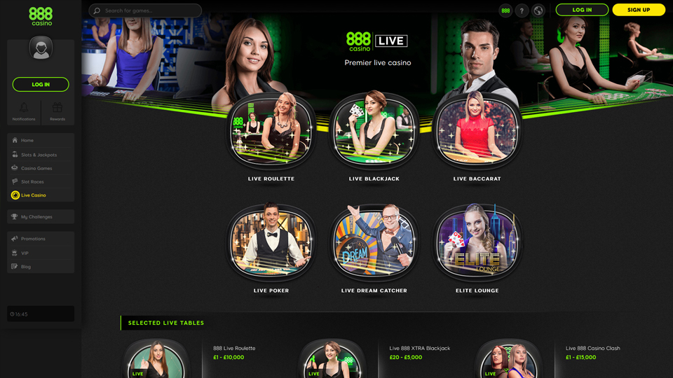 Casinos classificação em 37042