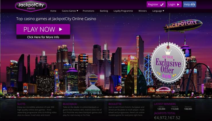Jackpot city melhores casino 48511