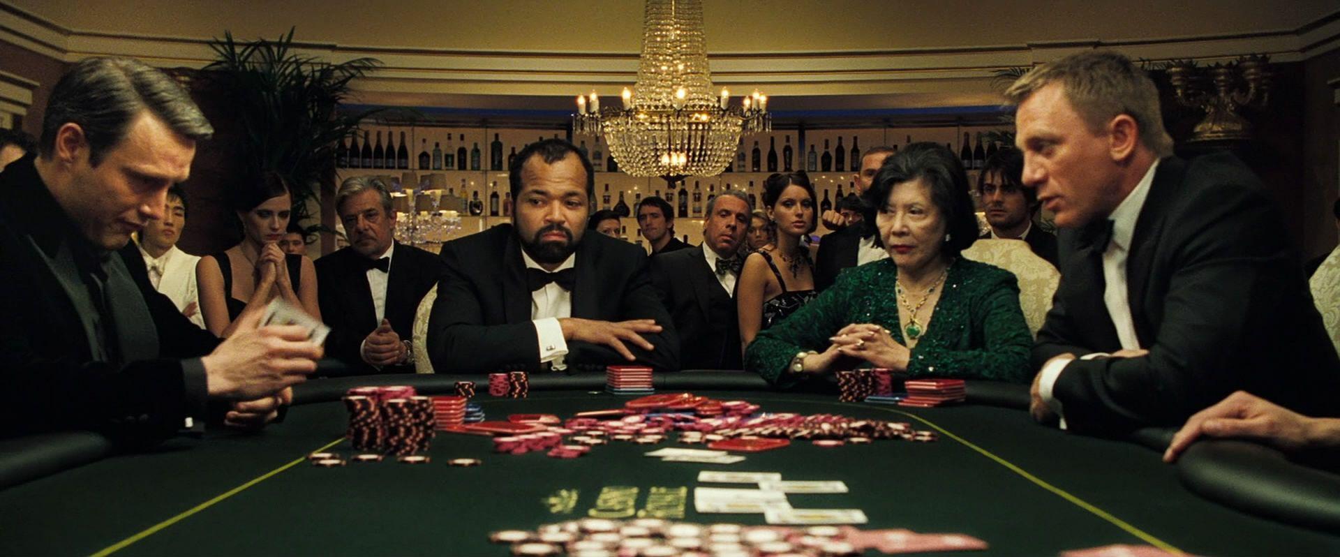 Poker estudo casino 30980
