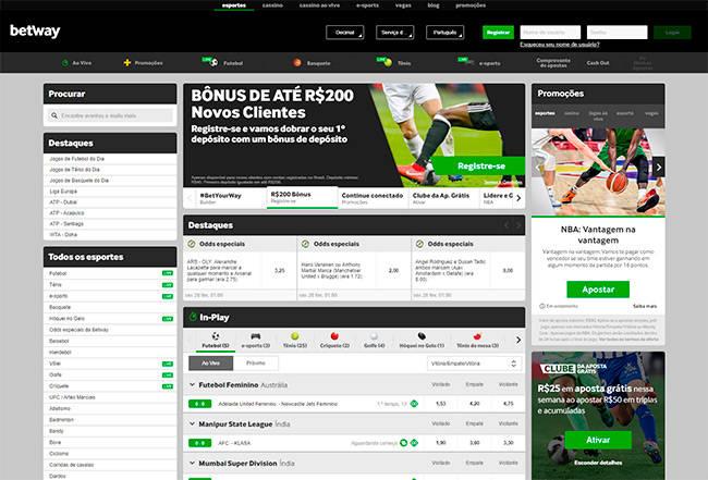 Jogos novos betway Brasil 28404