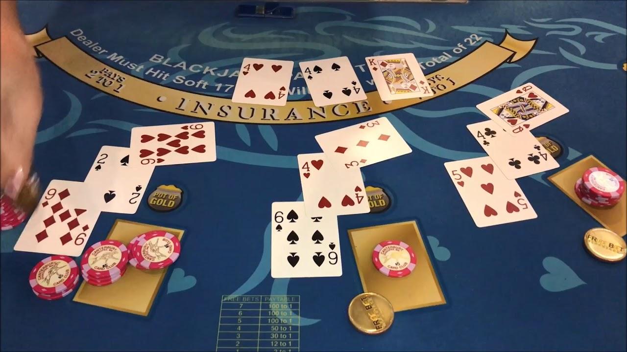Como jogar blackjack 25156