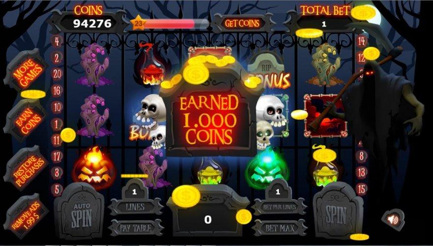 Halloween casino wallet 48352