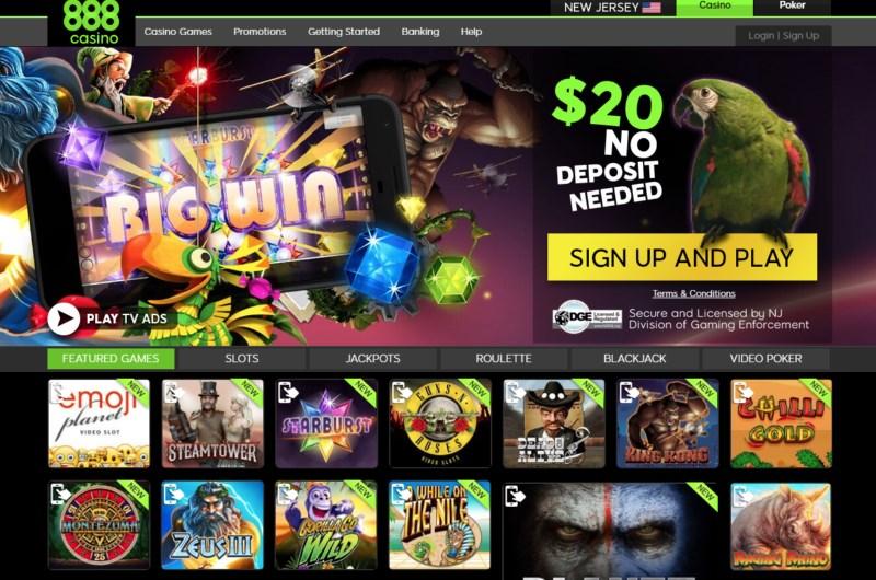 Casino 888 online grande 14166