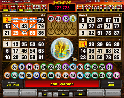 Jokerball vídeo bingo poker 14773