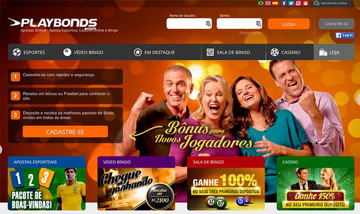 Playbonds cassino euro 24682