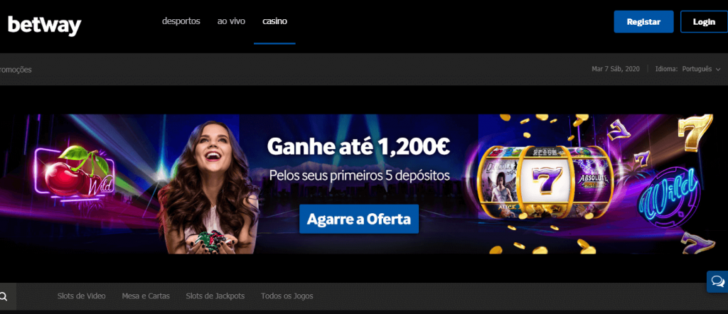Cassino online free betway 20191