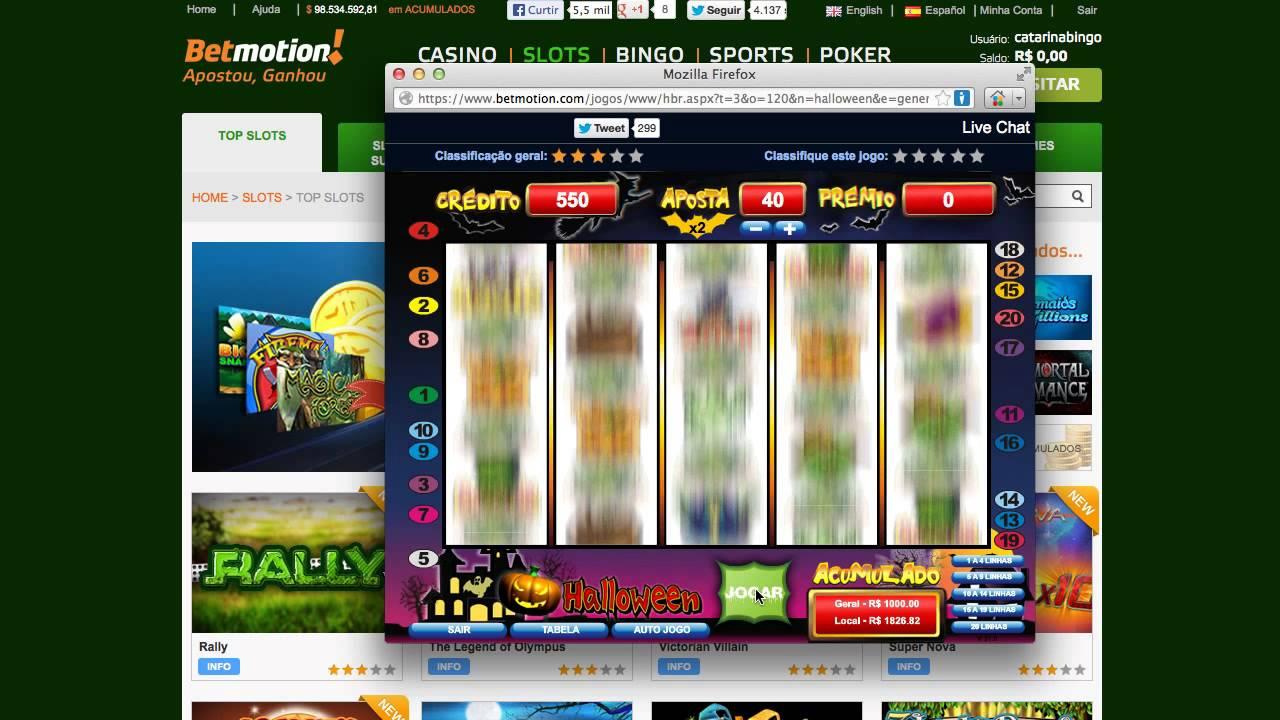 Betmotion website 55053