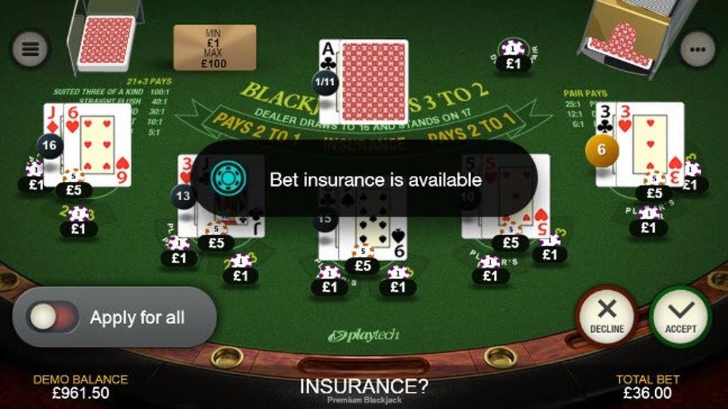 Blackjack pro premium 43017