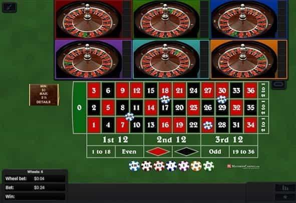 Multiwheel roulette apostas 41353