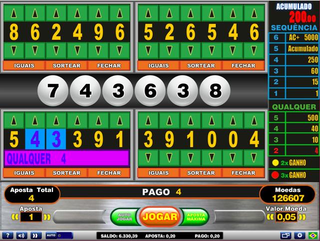 Bonus betboo video bingo 40738