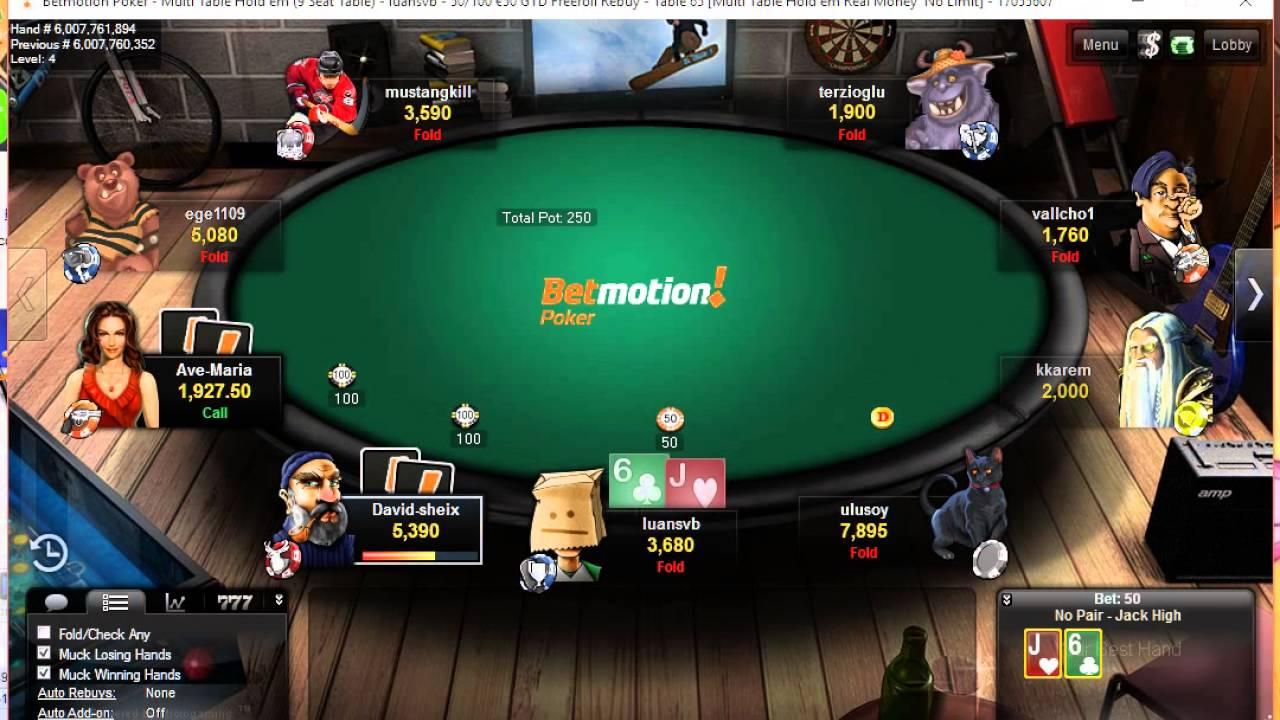 Casino betmotion poker stars 56314