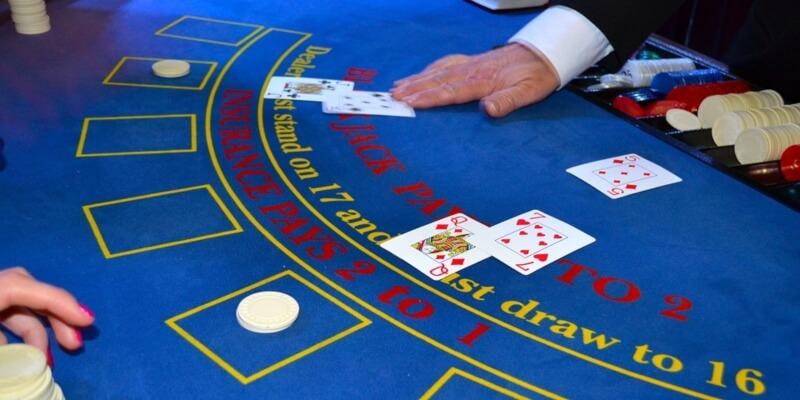 Como jogar blackjack 19566