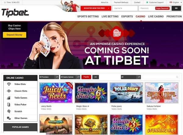 Tipbet website legal promoções 49242