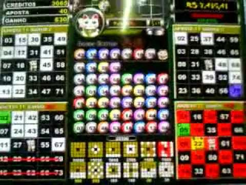 Video bingo 59041