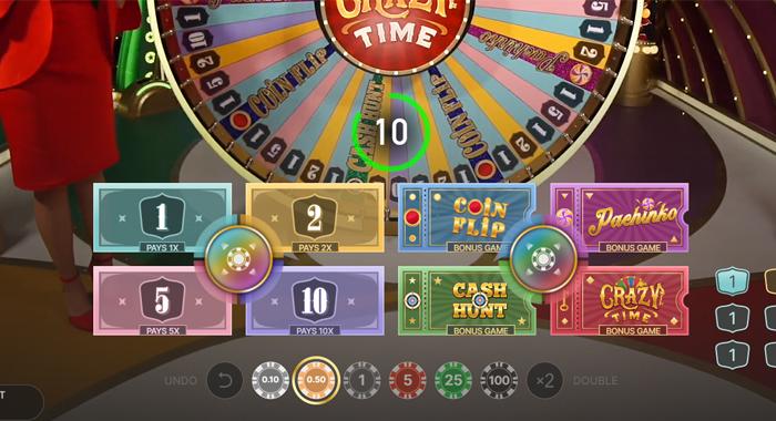 Monopoly casino Brasil bola 13875