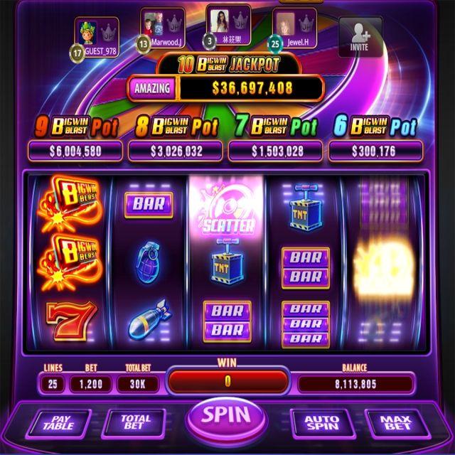 Jogos slots machines 34439
