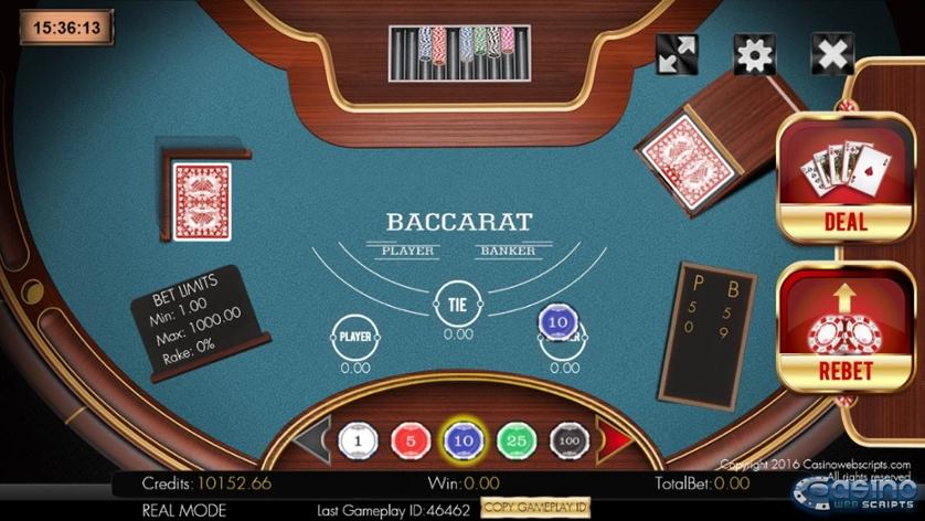 Baccarat online 27940