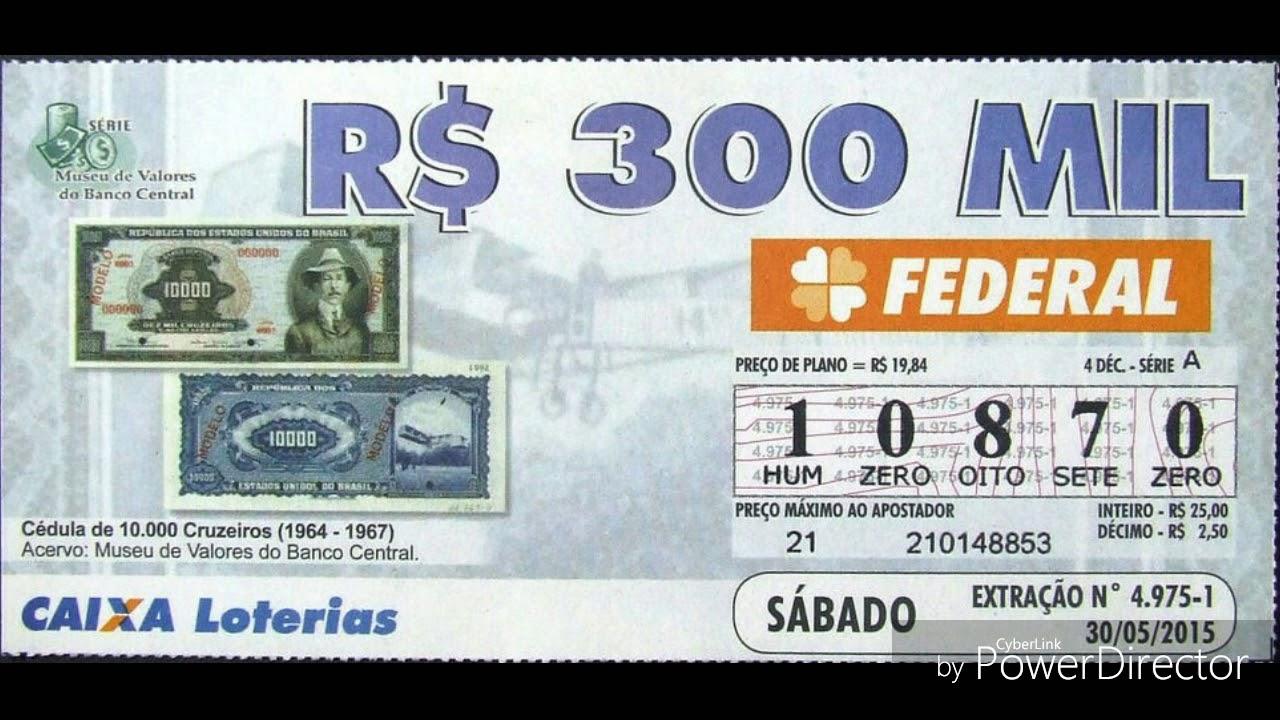 Caixa loterias federal 49320