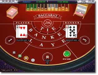 Como jogar baccarat 43728