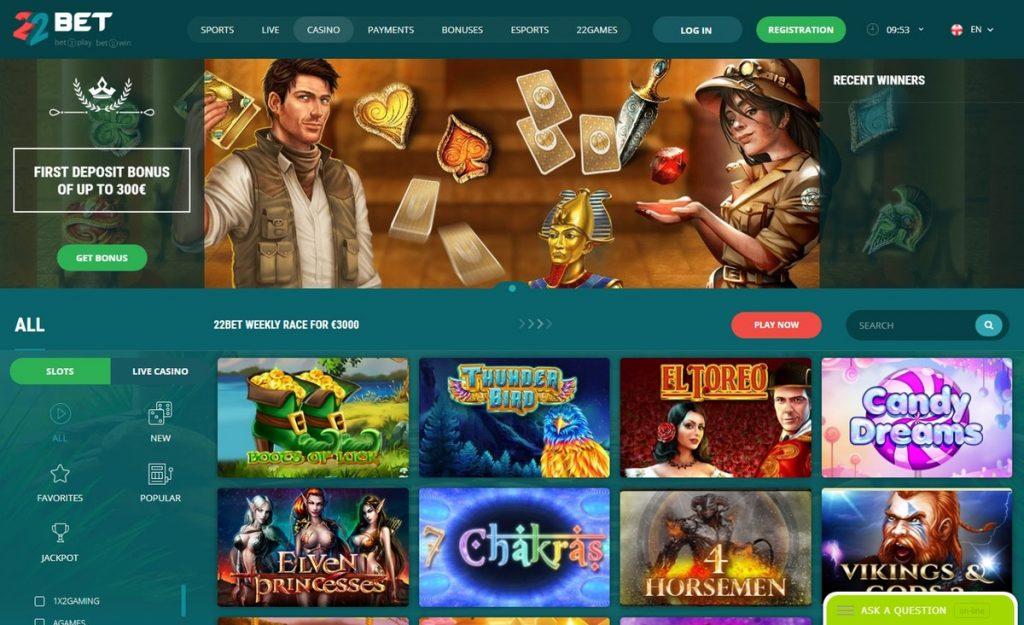 Casinos dinheiro real 54716