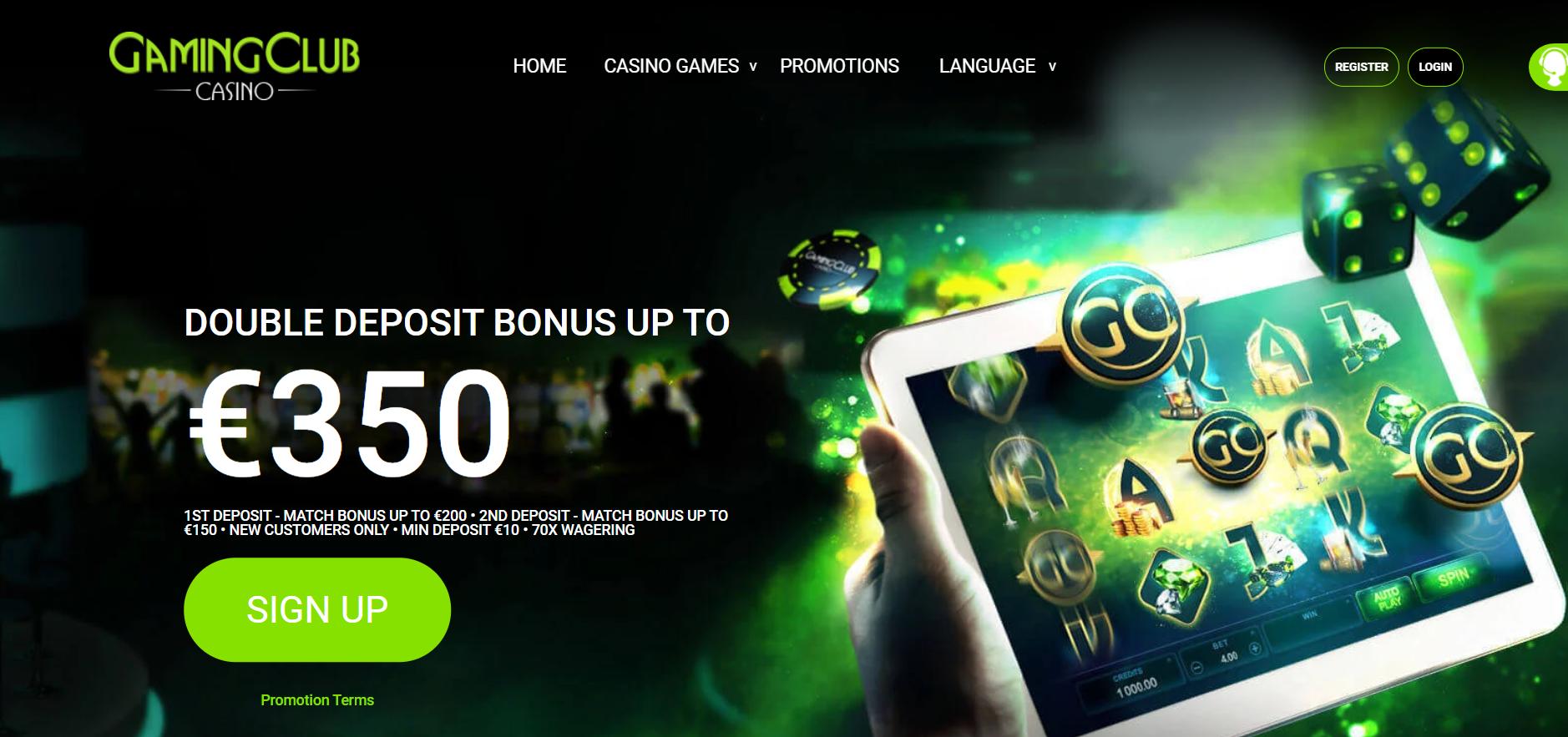 Gamingclub casino betfair lay 49213