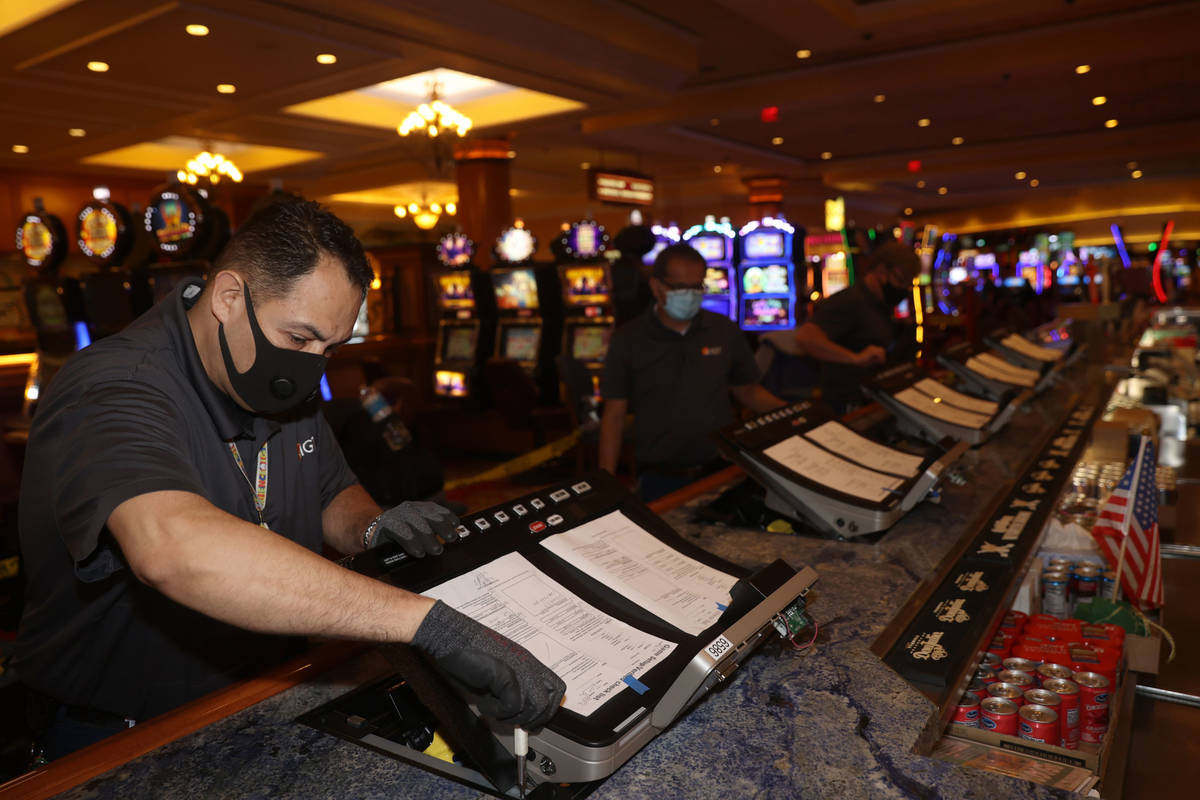 IGT casino Brasil 54323