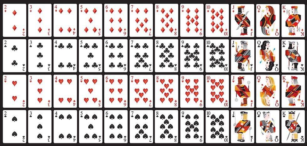 Jogos de baralho 55418