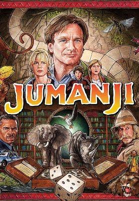 Jumanji caça 36726