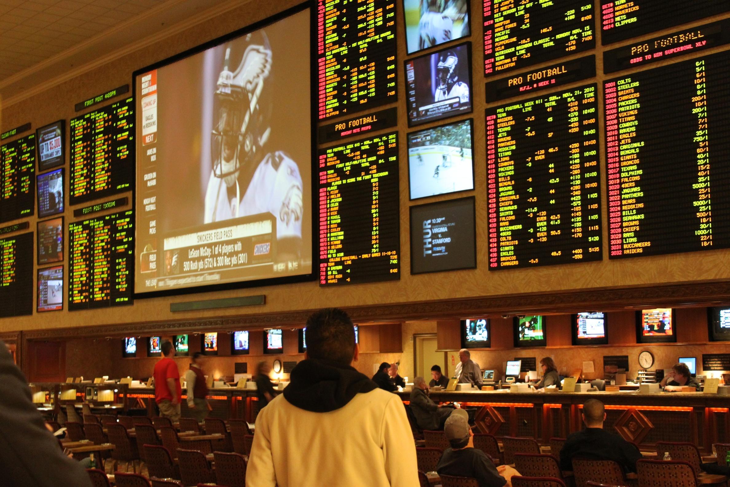 Las Vegas online bet 26714