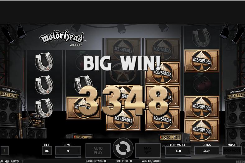 Motörhead casino Brasil 62755