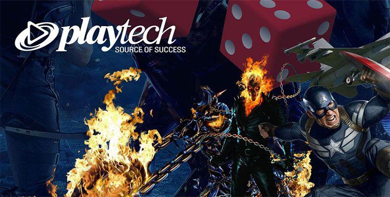 Playtech games cassino BTC 31173